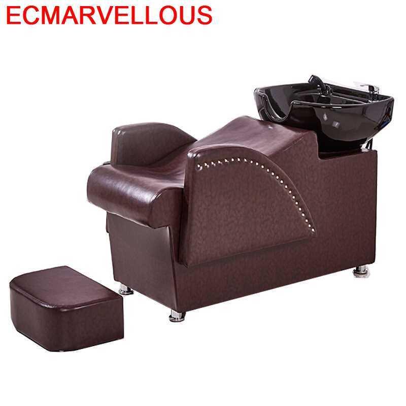 Hairdresser Beauty Cabeleireiro De Belleza Barber Shop Silla Peluqueria Hair Salon Furniture Cadeira Maquiagem Shampoo Chair