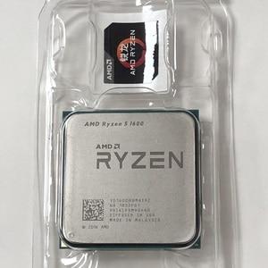 Image 2 - AMD Ryzen 5 1600 R5 1600 3.2 GHz Zes Core Twaalf Draad 65W CPU Processor YD1600BBM6IAE Socket AM4