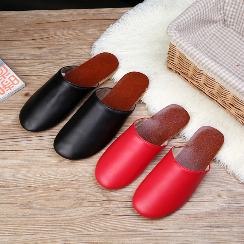 Women Slippers Luxury Brand Design Home House Shoes Indoor Non-Slip Spring Summer Men 2020 New Ladies Slippers Plus Size