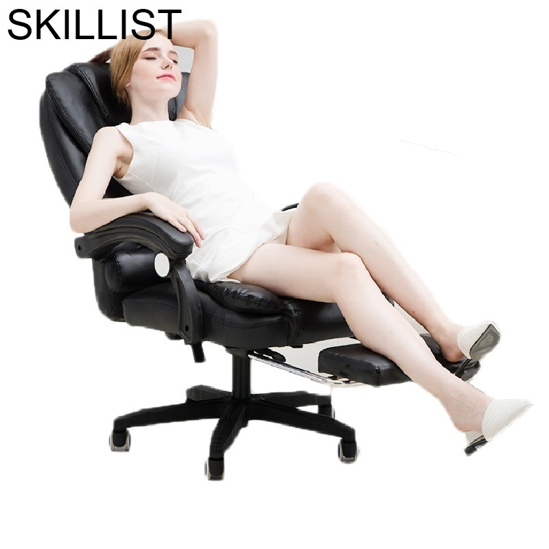 Sedia Y De Ordenador Stoelen Lol Gamer Sillon Fauteuil Silla Oficina Stoel Leather Cadeira Poltrona Gaming Office Chair
