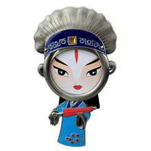 Peking Opera Photo Frame Q character Frames New year Christmas birthday wedding Gift Desktop Home Decor Fathers Day Gifts