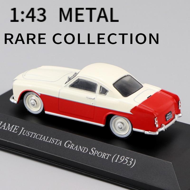 Diecast Auto Modell seltene Kollektion 1969 1//43 IXO VARELA ANDINO GT