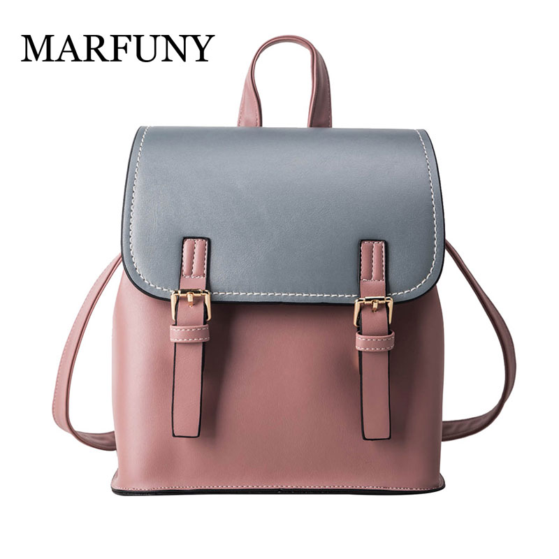 Women Backpack High Quality PU Leather Fashion Travel Backpacks Female Feminine Casual Large Capacity Female Shoulder Bags