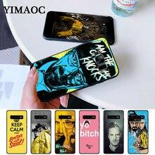 Breaking Bad Jesse Pinkman Silicone Case for Samsung S6 Edge S7 S8 Plus S9 S10 S10e Note 8 9 10 M10 M20 M30