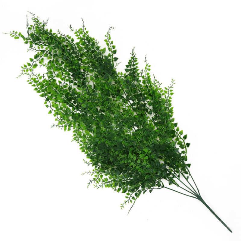 Vigne verte artificielle faux feuillage suspendus feuille guirlande plante décoration de jardin