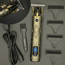 Shaver Trimmer Hair-Cutting-Machine T-Hair-Clipper 0mm Chargeable Cordless Men Barber