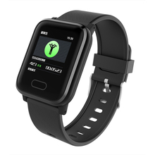 HI16 Smart Wristband Bluetooth Heart Rate Tracker Fitness Smartband Waterproof Watch