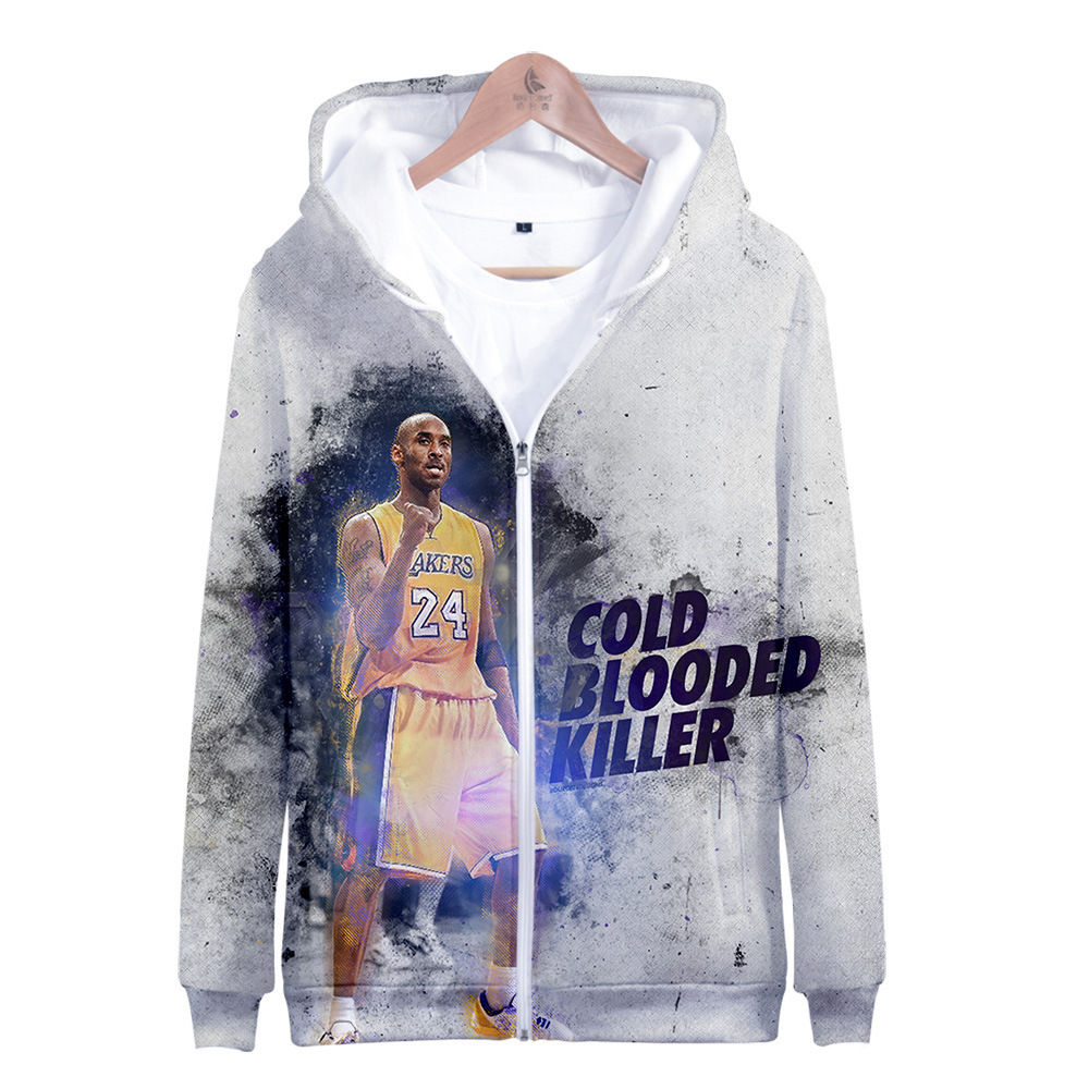 3d Kobe Bryant Lakers 24 Hoodies  Casual Fashion Men Women Sweatshirts Hip Hop Streetwear Hoodies Kobe Bryant Hoodies