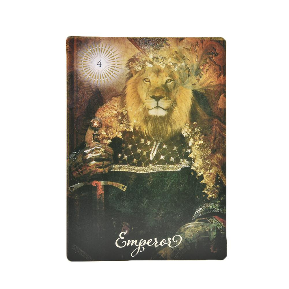 78pcs Card Deck & Book The Good Tarot Cards Colette Baron-Reid English Version Card Board Games Accessories Divination