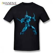 Guyver T Shirt The T-Shirt Casual Print Tee Mens 100 Cotton Short Sleeves Plus size Fun Tshirt