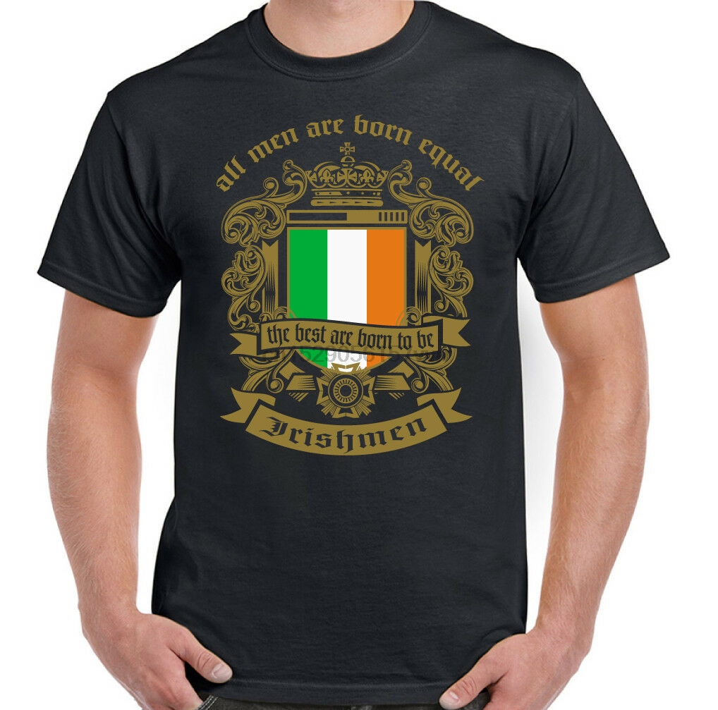 Torn Ireland Flag Vest Funny country Irish retro fashion cool sport pride