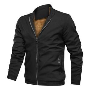 Повседневная куртка, мужские куртки на осень и зиму, мужская верхняя одежда, 2020 спортивная одежда, пилотные куртки ВВС