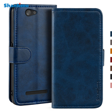 Case For Wileyfox Spark Case Magnetic Wallet Leather Cover For Wileyfox Spark Plus Stand Coque Phone Cases