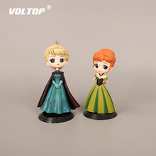 Cute Little girl princess doll Car Ornaments hanging interior accessories for girls Lovely Toy Model for Kid Birthday Gift