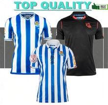2021 Real Sociedad HOME away Jersey Camiseta de Fútbol OYARZABAL SILVA X PRIETO Real Sociedad Final de Copa del Rey 2019-20