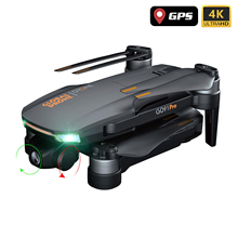 Global Drone Toys Gd91 Pro Brushless Remote-Control-Aircraft GPS Two-Axis HD 4k Gift