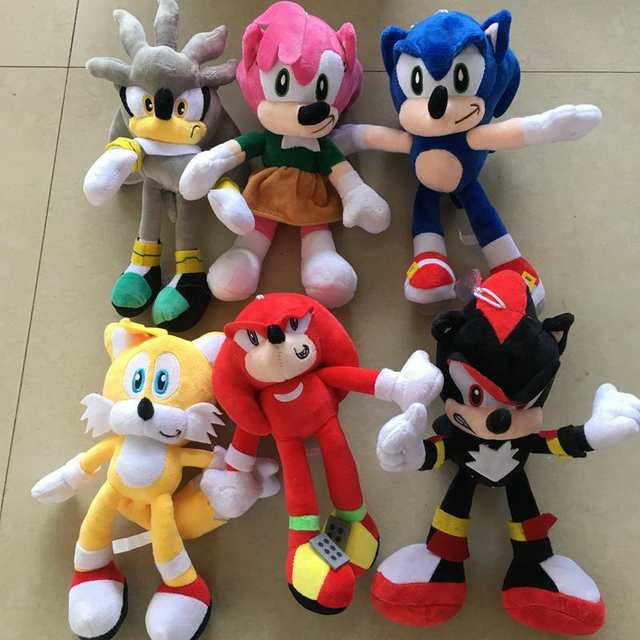 Online Shop Anime Doll Plush Toys Sonic The Hedgehog Blue Sonic Plush Toys Cute Stuffed Kids Gifts Baby Soft Toys For Children 30cm Aliexpress Mobile En Title