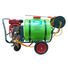 Ls 160yt agricultural trolley sprayer gasoline engine power