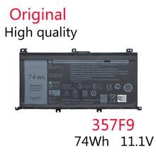 Nova Bateria Para Dell Inspiron15 357F9 7559 7000 INS15PD-1548B INS15PD-1748B INS15PD-1848B INS15PD-2548R 00GFJ6 71JF4 11.1V 74Wh