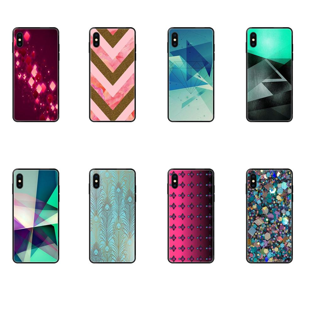 Criss Cross Abstract 3d TPU Protective Skin For Apple iPhone 11 12 Pro XS Max XR X 8 7 6 6S Plus 5 5S SE