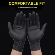 100Pcs Exam Laboratory Oilproof Washing Nitrile Gloves Tattoo Work Safety Multipurpose Latex Free Household Disposable Mechanic