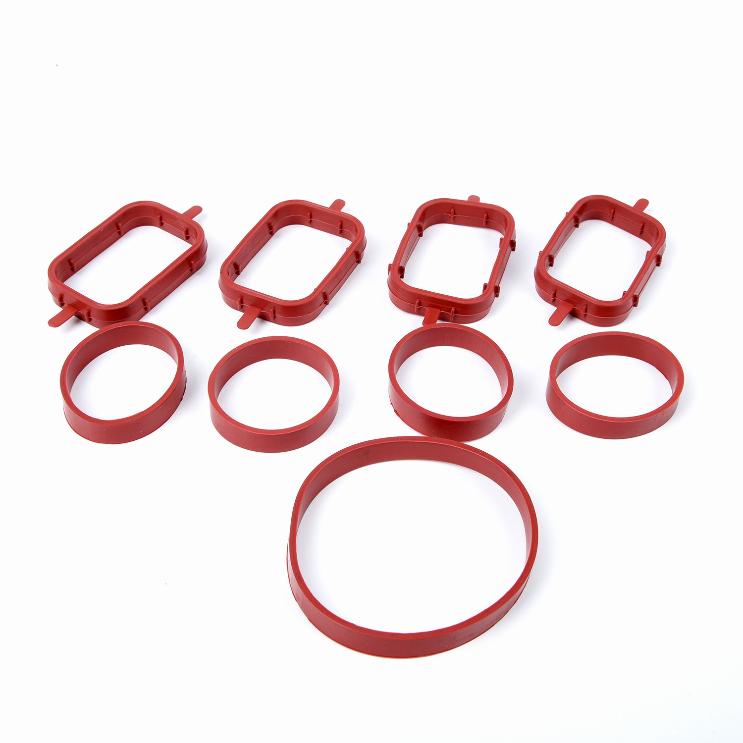 22mm Diesel Swirl Flap Blanks Bungs Gasket For BMW E46 320d E90 E91 330d 330xd image