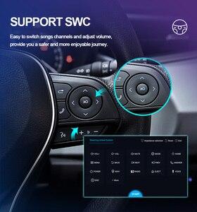 Автомобильный мультимедийный плеер OKNAVI, 2 Din, 10 дюймов, для Toyota Wish 2010, 2012, 2013, 2014, 2015, 2016, 2017, 2018, GPS-навигация, радио, Wi-Fi, без DVD