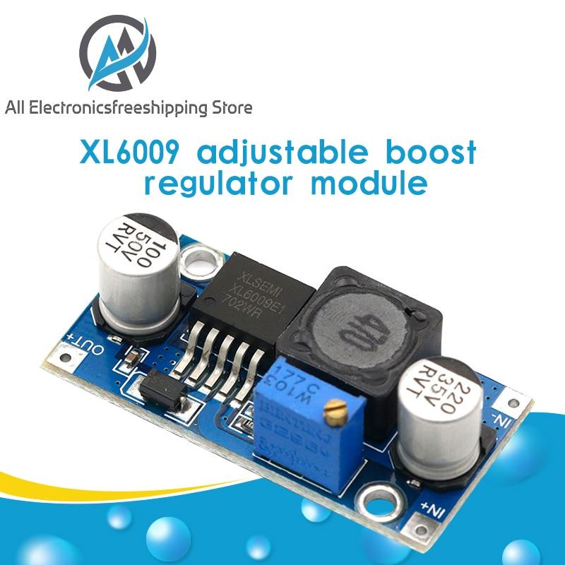 XL6009 DC-DC Повышающий Модуль питания, выход модуля супер LM2577