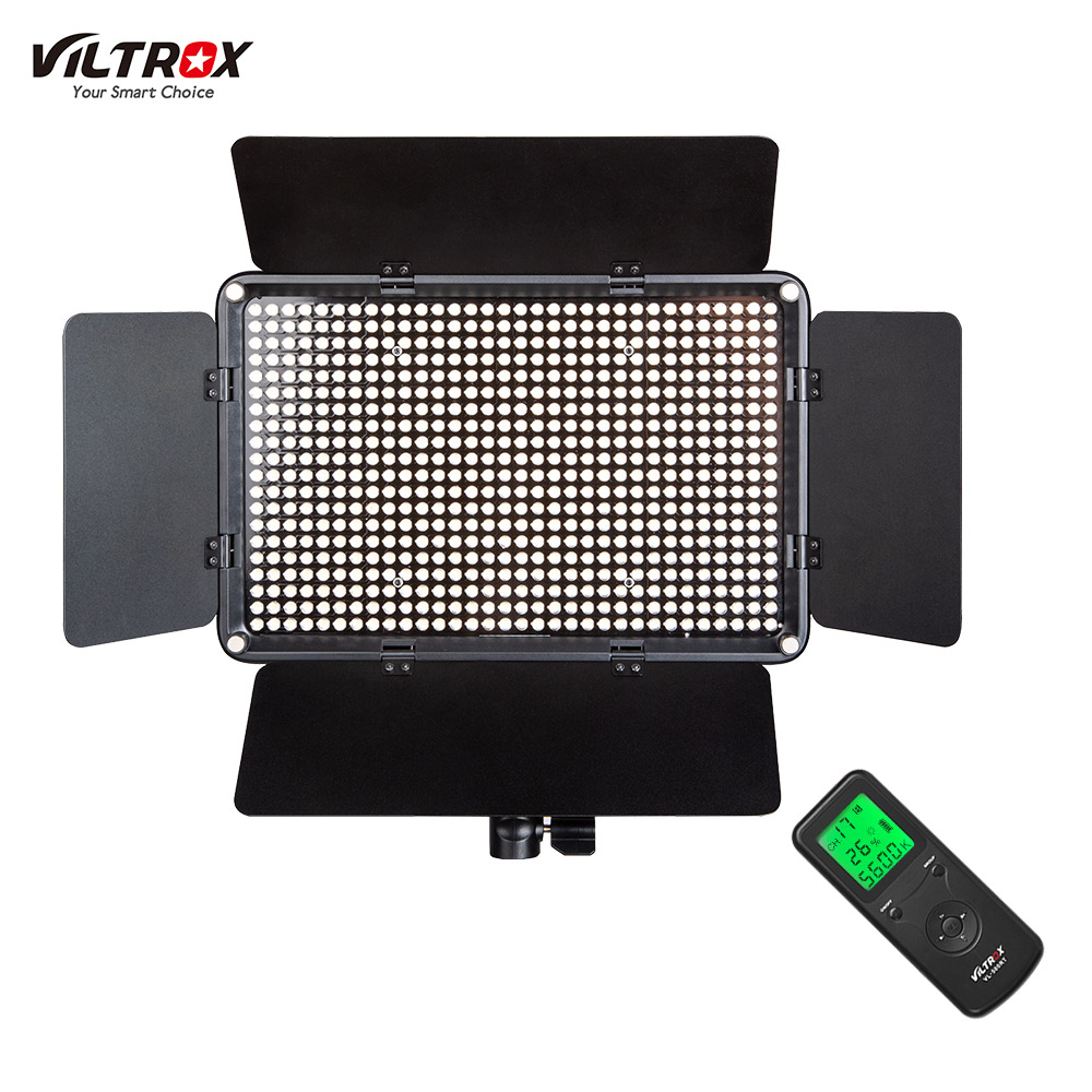 AMBITFUL P120DT-W Professional No Noise LED Video Light 90W Bi-Color 2800K-5600K CRI97 TLCI99 for News Interview Video Shoting,YouTube Video Shooting