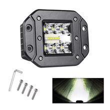 Точечный Светодиодный прожектор рабочий светильник для автомобиля