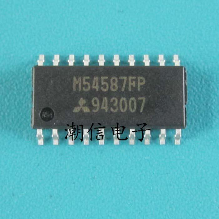 10 piezas M54587FP SOP-20
