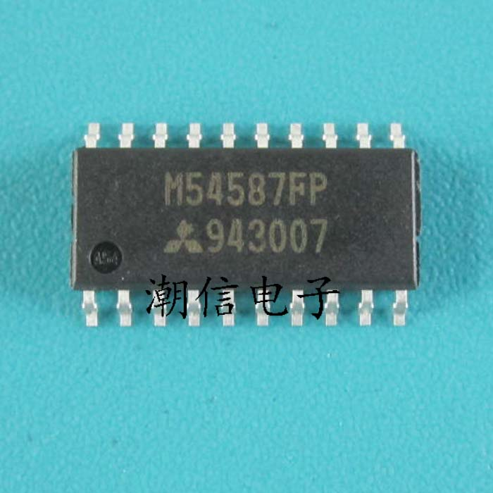 10pieces M54587FP  SOP-20
