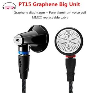 Image 5 - SENFER PT15 graphène unité casque câble transférable avec micro basse lourde écouteurs musique universelle DT6 DT8 IE80 ZSN PT25 T2 IE80