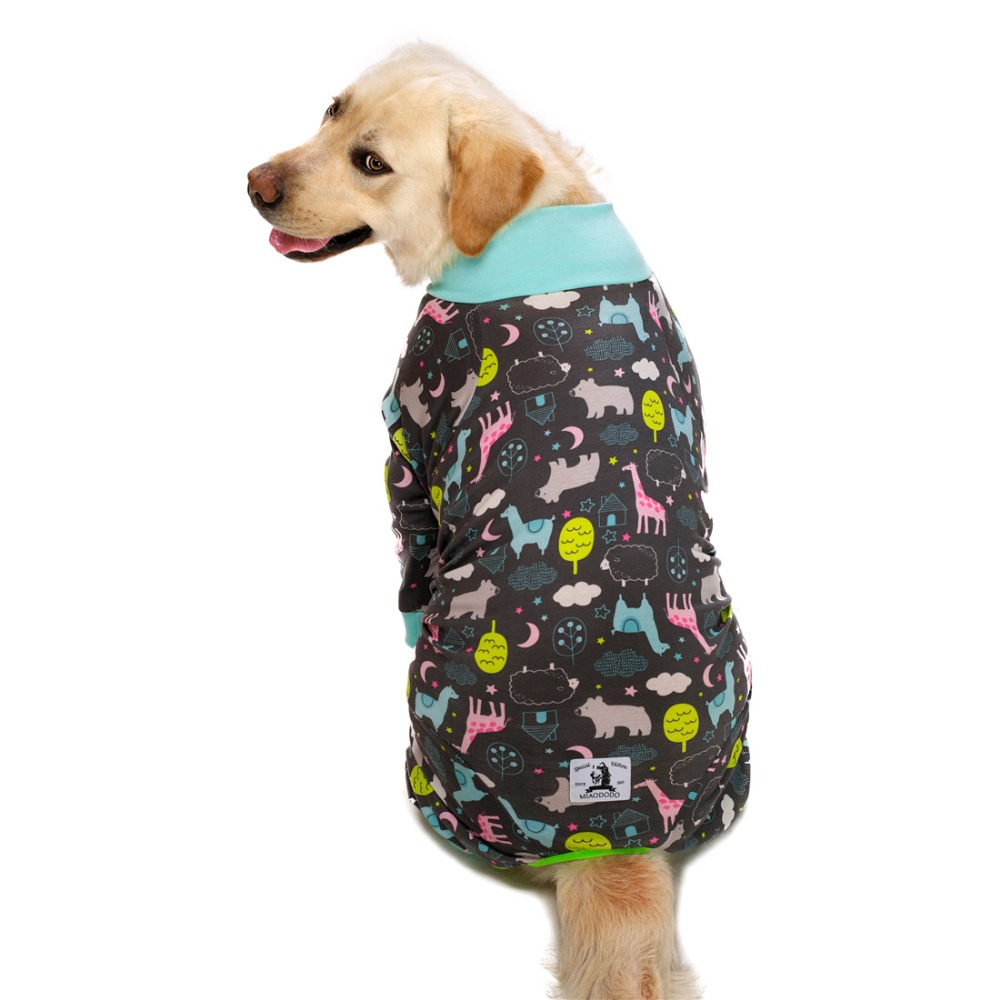 Dogs Pajamas For Pet Dogs Clothes  (7)