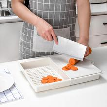 Plastic Foldable Cutting Board Foods Classification Boards Nonslip Chopping Board Food Cutting Block Mat Kitchen Cook Supplies antibacterial chopping board multifunction pp plastic heat resistant dishwasher blocks cutting boards kitchen tools