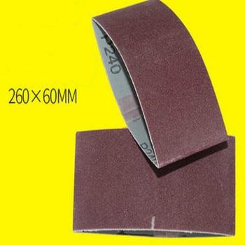 260*60mm 60-600mesh sanding belt sander sanding paper for belt grinder wheel grinding belts 20pcs/lot free shipping цена 2017