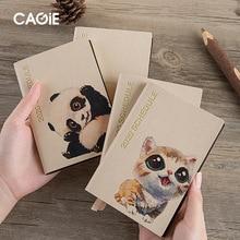 Kawaii Agendas 2020 Planner Organizer A7 Weekly Monthly Diary Notebook and Journal Cute Cat Dog Note Book Korean Travel Handbook