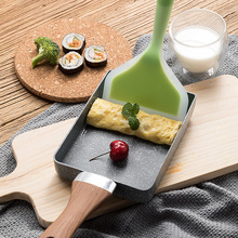 Non-Stick Pan Egg-Pan Gas-Cooker Kitchen-Pot Tamagoyaki Pancake Omelette Black Fry Use-For