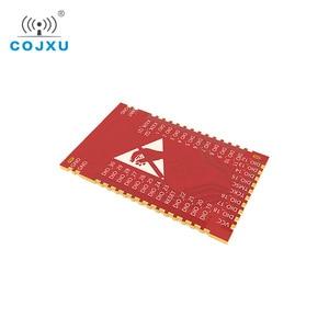 Image 2 - E70 433NW14S yıldız ağ CC1310 433 mhz SMD kablosuz alıcı IoT 14dBm 433 mhz IPEX anten verici ve alıcı