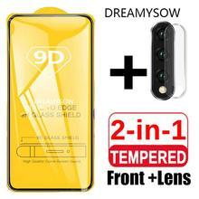 2-в-1 9D защитное закаленное Стекло для huawei Nova/5 T 6,26 inch 5 T Экран Защитная пленка для huawei Nova5T 5t Камера объектив Стекло