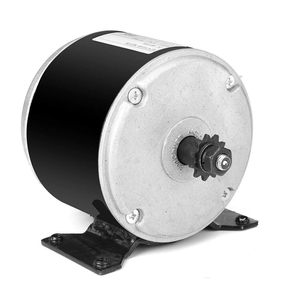 DC 24V 350W 2500RPM Permanent Magnet Electric Motor Generator for Wind Turbine