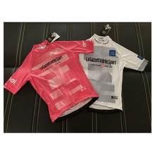 Aero Italy Tour de Ciclismo GIRO, ropa de bicicleta de alta elasticidad, secado rápido, lagazzetadellosport, Maillot de equipo