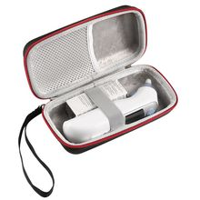 Portable Thermometer Case for Braun ThermoScan 7 IRT6520 Carrying Storage Handle Bag Protective Protector (Only case)