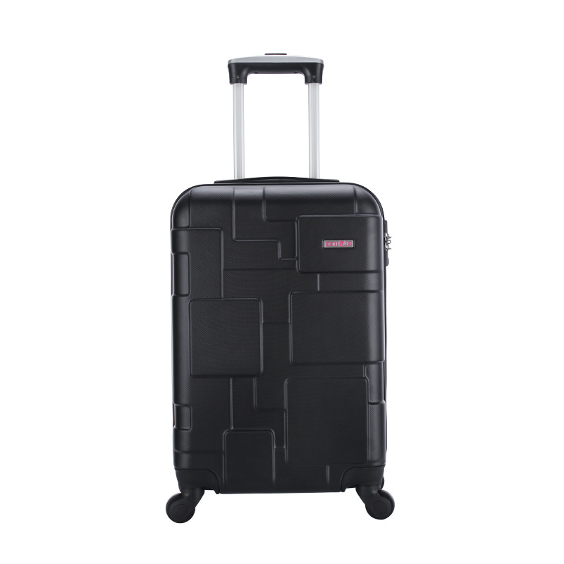Hard Case Suitcase  Sand-puller Box Anti-scraping Luggage Universal Wheels Men And Women Boarding Suitcase