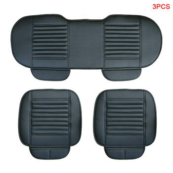 Car Seat Cover 3PCs Auto Chair Protector Case for BMW 5 Series E39 E60 E61 F07 F10 F11 F18 525 530d G30 G31 E34 X3 E83 F25 G01