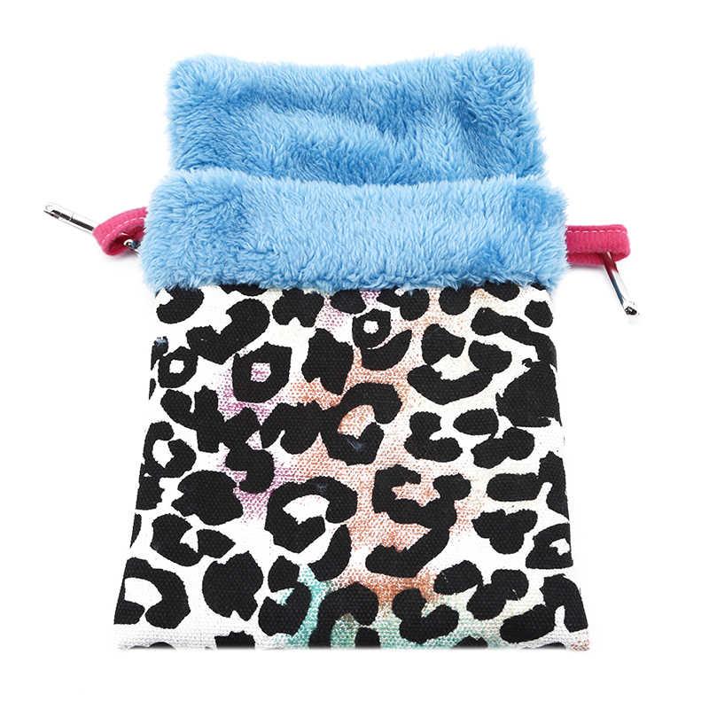 Manta de Casa cama pequeña para mascotas productos lindos para mascotas hamaca para hámster rata, ardilla pájaros colgando cama nido para Mini Animal