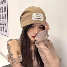 New Fashion Streetwear Beanie Women