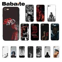Babaite Kehlani pop Coque Shell Telefon Fall für iPhone 8 7 6 6S Plus X XS MAX 5 5S SE XR 10 Abdeckung(China)