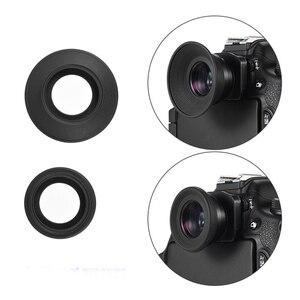 Image 3 - חם 3C 1.51X קבוע פוקוס עינית עינית זכוכית מגדלת עיינית עבור Canon Nikon Sony Pentax אולימפוס Fujifilm סמסונג סיגמא Minolta