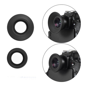 Image 3 - Hot 3C 1.51X Fixed Focusช่องมองภาพEyecupสำหรับCanon Nikon Sony Pentax Olympus Fujifilm Samsung Sigma Minolta